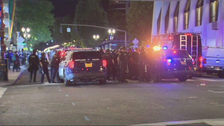 Portland Police Bureau officers resign from protest response unit