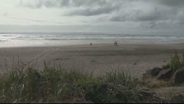 Vancouver man drowns off Oregon coast in rip current