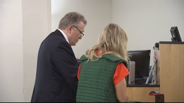 Camas woman charged with murdering husband