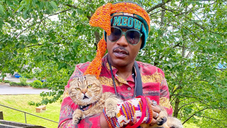 Portland's Moshow the Cat Rapper stars in new Netflix show 'Cat People'