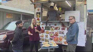 Eat dinner & help relocate the Alder St. food carts