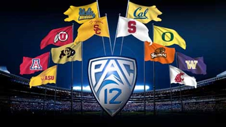 Pac-12 picks MGM executive as next commissioner