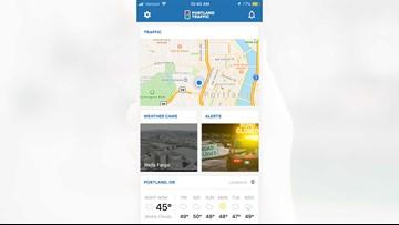 Traffic headaches? Get the new Portland Traffic app now