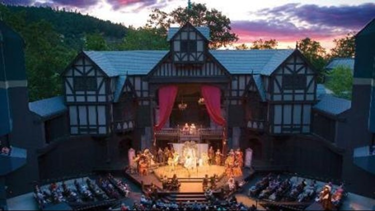 Bad air quality moves Ashland's Shakespeare Festival plays indoors