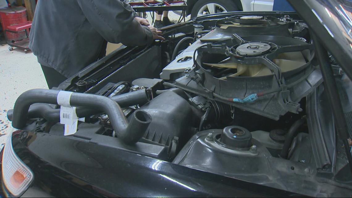Driving Me Crazy: Car Repairs