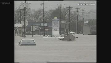 KGW Vault: 1996 Flooding