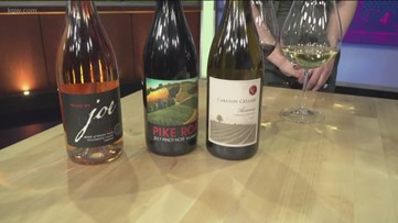 Check out the McMinnville Food & Wine Classic