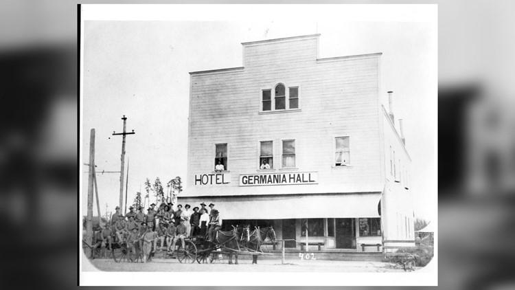 Germania Hall - 12386 SW Main Street