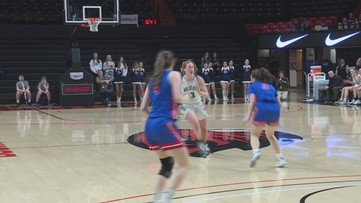 Highlights: No. 3 Wilsonville cruises to 49-29 win over No. 6 Lebanon in 5A state quarterfinals