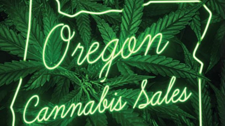 Here are Oregon's cannabis sales by county in 2020