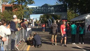 Portland Marathon's new route draws rave reviews (video)