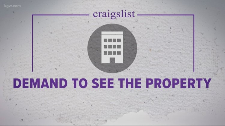 How to avoid rental scam on Craigslist