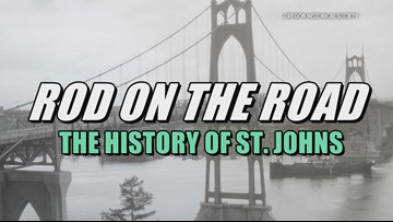 Rod on the Road: History tour of St. Johns