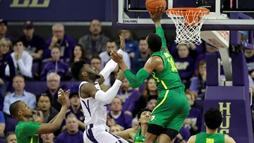Vegas odds: Surging Oregon has second-best chance to win Pac-12 tournament