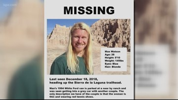 Hood River man missing for over a month in Mexico