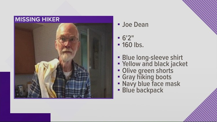 Multnomah County Sheriff's Office searching for missing 71-year-old hiker