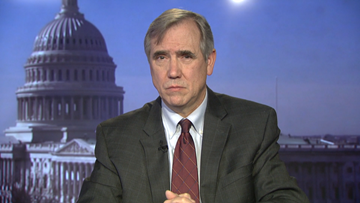 Sen. Merkley says the Senate is 'profoundly broken'