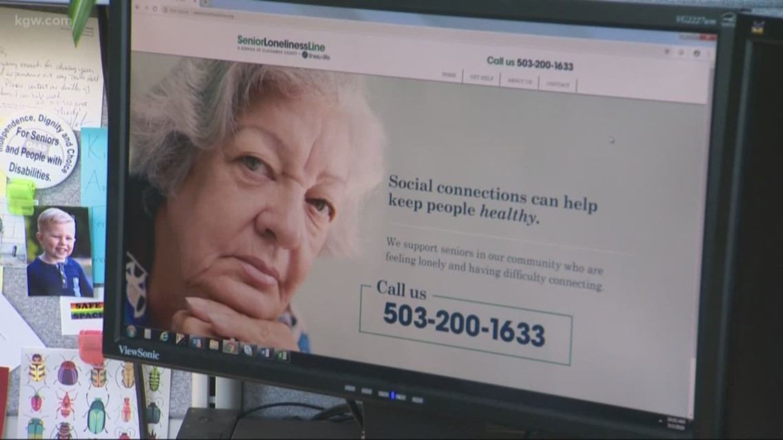 'There is support out there': Clackamas County working to prevent middle-aged and older adult suicide
