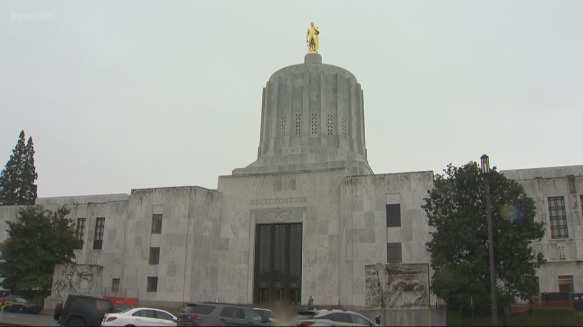 Why can't Oregon use 'kicker' money to fund other projects?