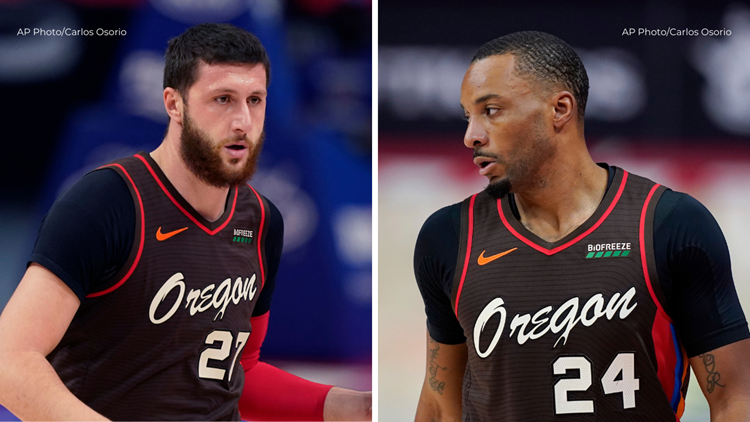 Blazers' new starting lineup with Nurkic and Powell yields encouraging early results