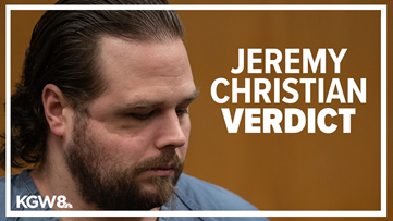 Unanimous jury finds Jeremy Christian guilty on all counts in MAX stabbing attack