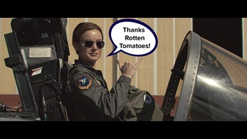 Rotten Tomatoes to change its review policy after hardcore trolling of 'Captain Marvel'