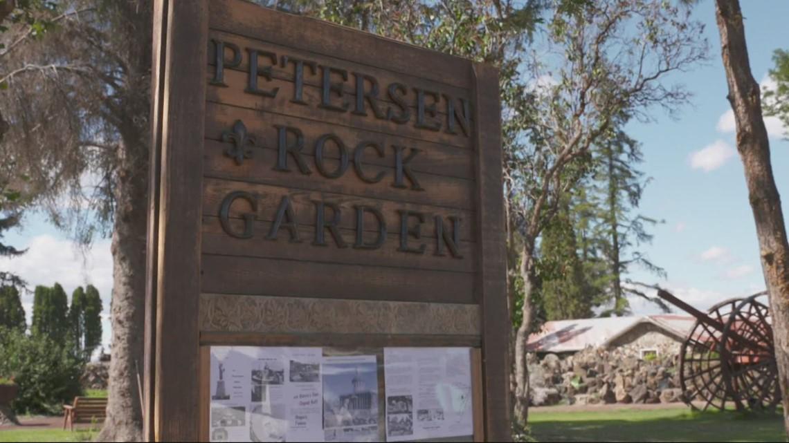 Grant's Getaways: Petersen Rock Garden