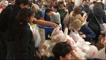 Inside Woodlawn Extra: Portland Backpack Event