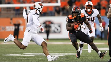 Oregon State opens season with 52-36 loss to Oklahoma State