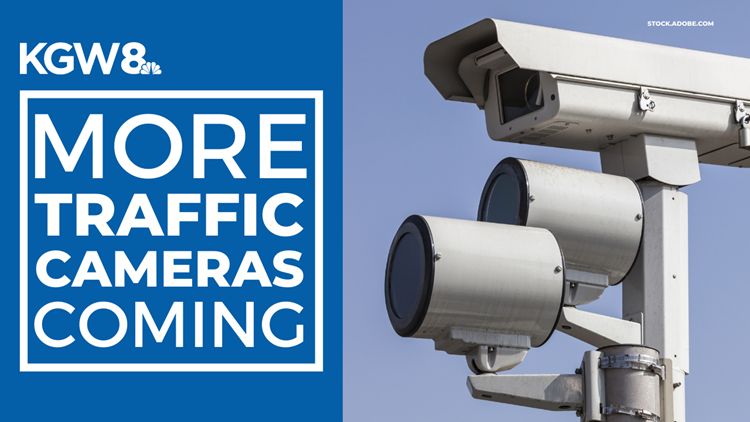 More fixed speed cameras coming to Portland