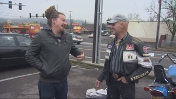 Surprised rider returns stolen motorcycle after seeing KGW story