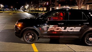 Man shot and killed by Hillsboro officers after firing multiple rounds from pistol, rifle, police say