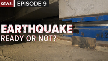 Earthquake Ready or Not: Why some buildings fall and others stay standing
