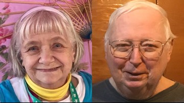 Missing Vancouver couple found safe near Canada border