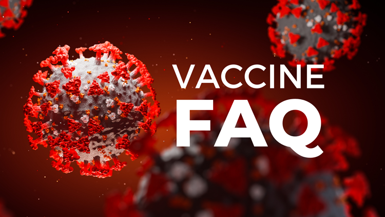 FAQ: Answering your COVID-19 vaccine questions