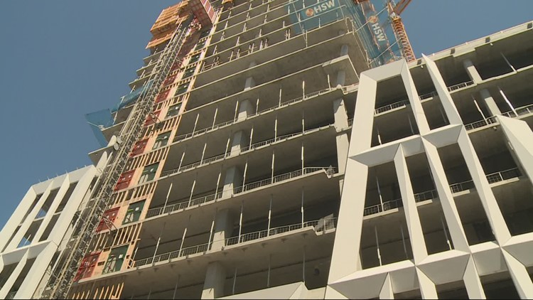 Portland Ritz-Carlton hotel will house food hall