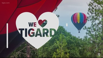 We Love Tigard! A weeklong look at the city's history and community