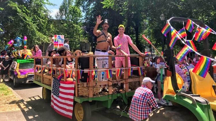 Portland Pride Parade 2019 (video and photos)