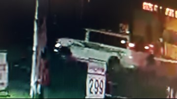 Hillsboro Police look for van that ran over two pedestrians, killing one
