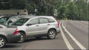 Driving Me Crazy: Cars that block bike lanes