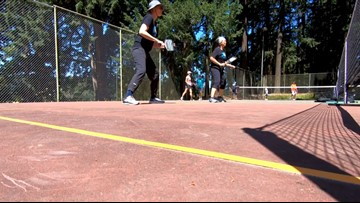 PDX Pickleball Club asks city of Portland for permanent courts
