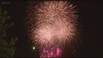 Don't call 911 about fireworks complaints, dispatchers say