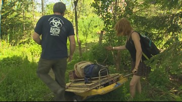 Portland City Council votes to extend contract with Rapid Response, camp cleanups to resume