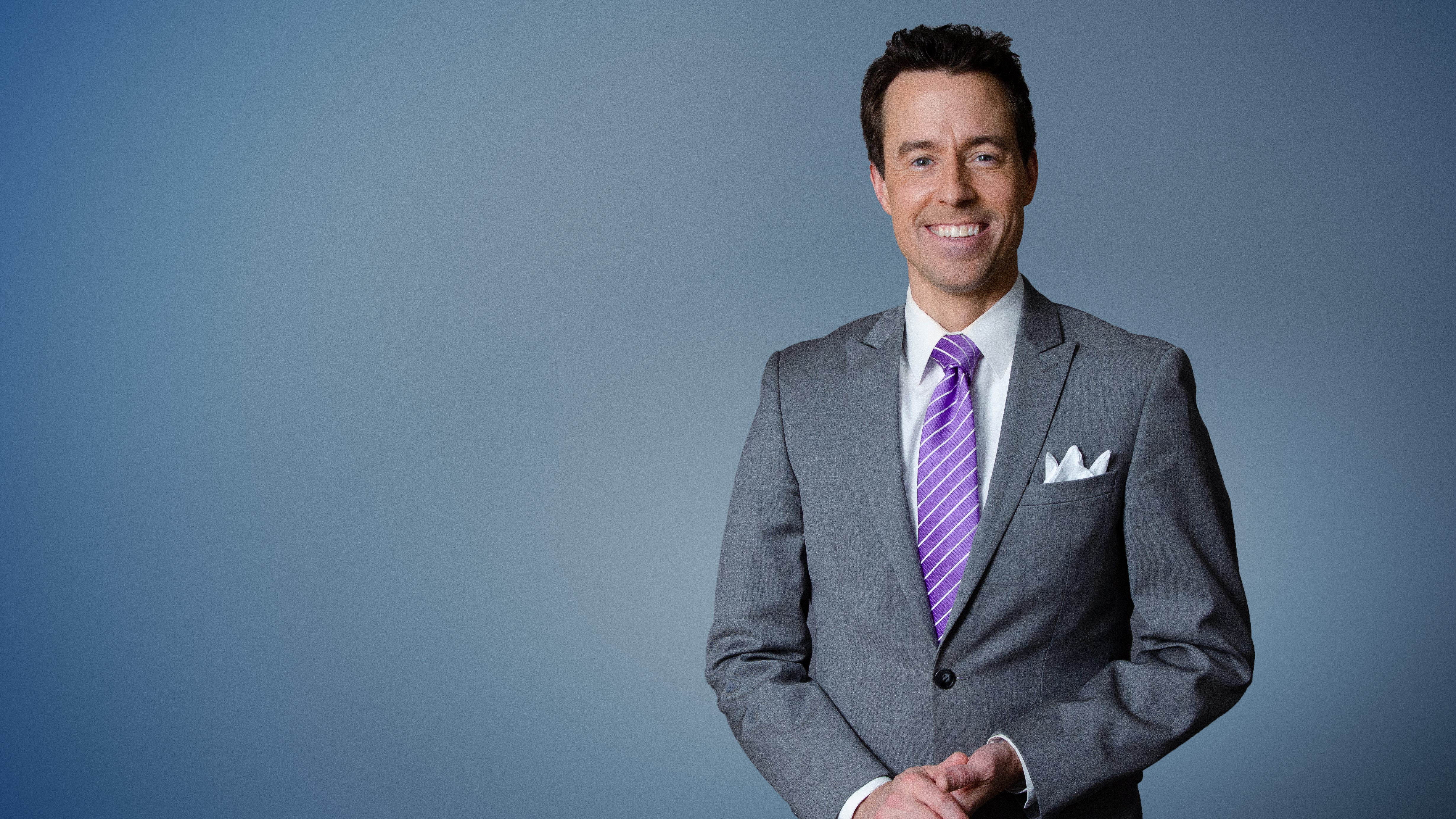 Chris McGinness, KGW Weather/Traffic Anchor