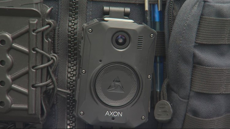 Portland city commissioners push for police body-worn cameras