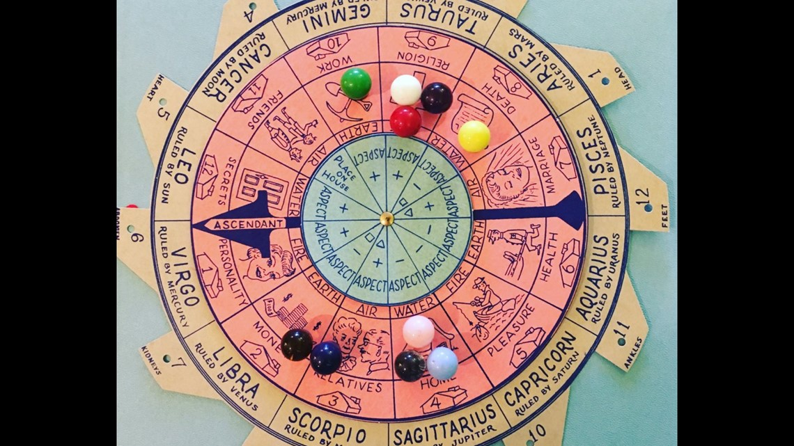 Portland is home to the largest astrology school in the U.S.