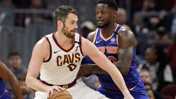 Report: Portland Trail Blazers tried to trade for Kevin Love before deadline