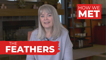 How We Met: The Feathers