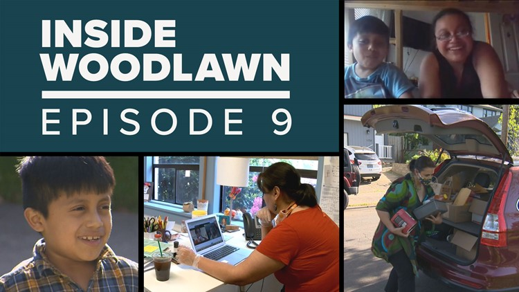 Some students still falling through the cracks with distance learning   Inside Woodlawn Ep. 9