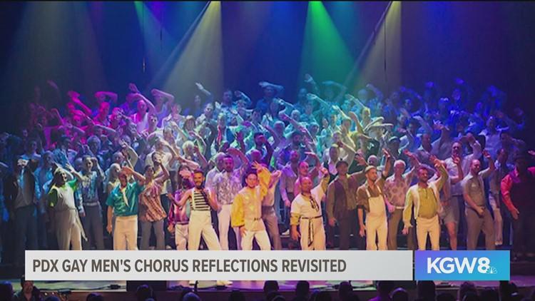 Portland Gay Men's Chorus takes stroll down memory lane in upcoming virtual performance